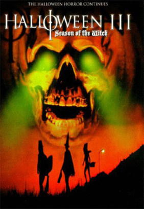 HALLOWEEN III Season Of The Witch | Horror Cult Films