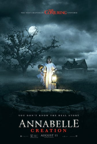 Win Annabelle Creation merchandise