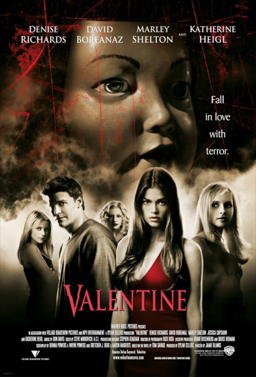 Hughesys HCF SLASHERTHON No 4 Valentine Horror Cult Films