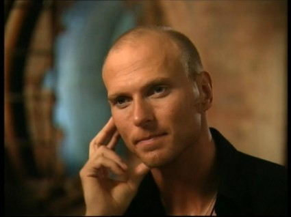 Daryn Tufts Luke Goss is doing pretty well