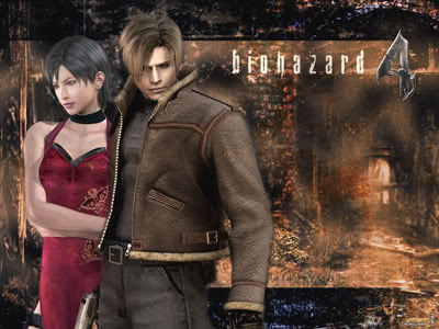 Leon S Kennedy Ada Wong And The Las Plagas Parasites To Star In