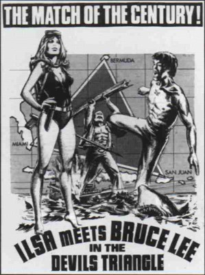 lsa Meets Bruce Lee In The Devils Triangle