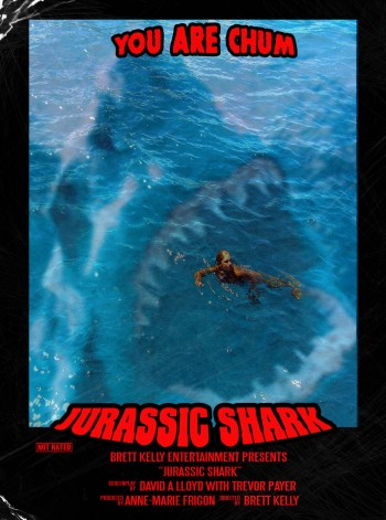 surfaces for 'Jurassic Shark', now with added monster shark