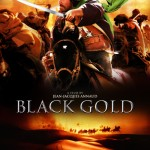 New UK Poster for Arabian Flick BLACK GOLD starring Mark Strong and Antonio Banderas