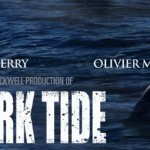 Halle Berry's face says it all in new, rather dull poster for shark thriller 'Dark Tide'