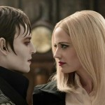 New image of Johnny Depp & Eva Green in Tim Burton's 'Dark Shadows' see's a starring contest