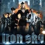 Awesome new poster published for Nazi sci-fi comedy 'Iron Sky'