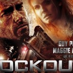 Watch Guy Pearce give Maggie Grace a hairdo, plus some thrilling sci-fi action in two new 'Lockout' clips!