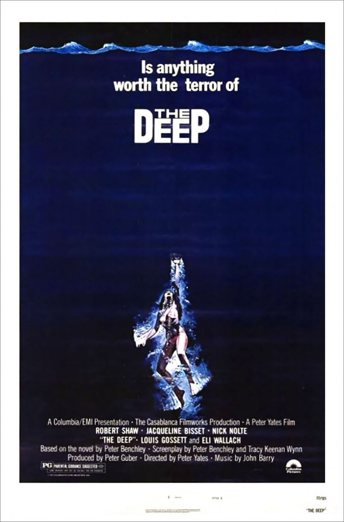 THE DEEP [1977] � short review � Horror Cult Films - Movie Reviews ...