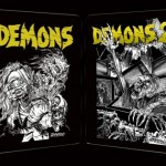 Get a sneak peak at some of the 'Demons 3' artwork which you will find in the upcoming 'Demons 1 & 2' boxset