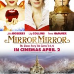 Funny Social Media Featurette for Snow White Reimagining MIRROR MIRROR starring Lily Collins and Julia Roberts