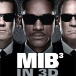 MEN IN BLACK 3: in cinemas now