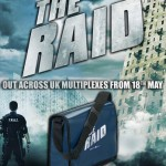 WIN AN EXCLUSIVE 'THE RAID' BAG IN OUR KICK-ASS COMPETITION!