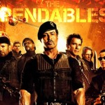 Brand new poster full of moody looking old timers arrives for 'The Expendables 2'