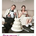 THE FIVE YEAR ENGAGEMENT: in cinemas now- short review