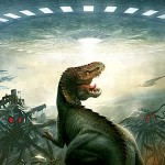 First trailer lands for Barry Sonnefeld's Motion Comic 'Dominion: Dinosaurs vs Aliens'