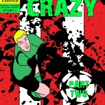 HCF Comic Review - Football Crazy: Part Two