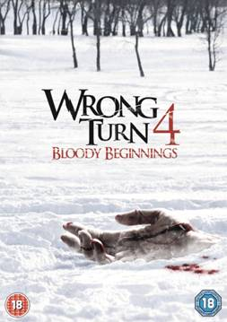 Win 1 of 3 Copies of Inbred Mutant Horror Film WRONG TURN 4: BLOODY