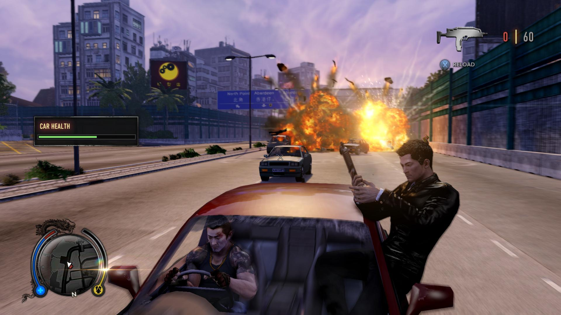 sleeping dogs how to call a taxi