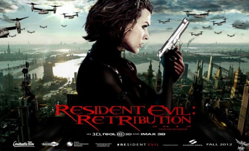 Watch Alice Take On Jill In This Fight Scene From Resident Evil Retribution Horror Cult Films