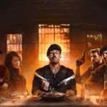 Brand new 'Last Supper' themed poster arrives for 'The Expendables 2'