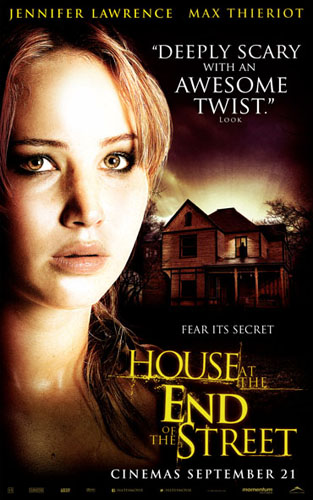 New One-Sheet Poster For Teen Thriller House At The End Of -8912
