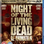 NIGHT OF THE LIVING DEAD: RE-ANIMATION 3D - On DVD and Blu-Ray from 20th August