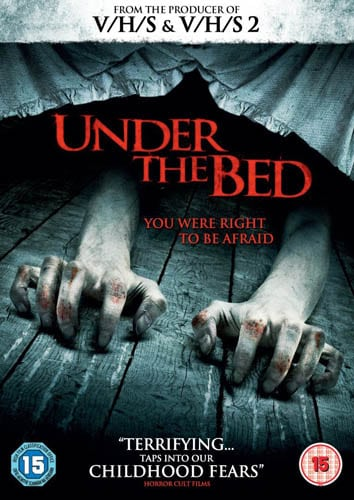 Under The Bed (2012): HCF Frightfest 2012 Special Review | Horror Cult Films