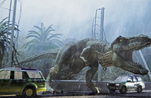 Image result for james cameron jurassic park