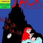 SPRING-HEELED JACK: FROM THE TUNNELS OF HELL