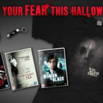 Win Three Horror DVDs and a Woman In Black T-Shirt, Mug and Torch In Our Terrifyingly Cool Competition