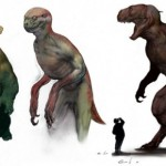 Shocking early concept art revealed for 'Jurassic Park 4' story which was thankfully binned