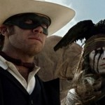 First poster and trailer revealed for 'The Lone Ranger'