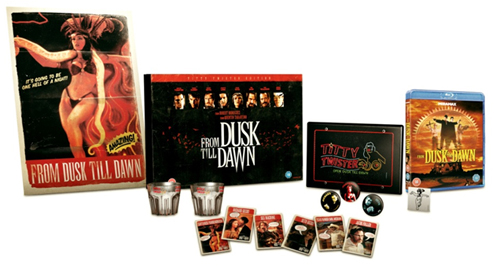 From dusk till dawn special edition bluray dvd-forum. At.