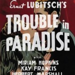 TROUBLE IN PARADISE [1932]: out on DVD 12th November