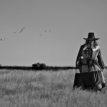 Ben Wheatley's 'A Field in England' already finished shooting? Indeed it is, and we have a picture to prove it!