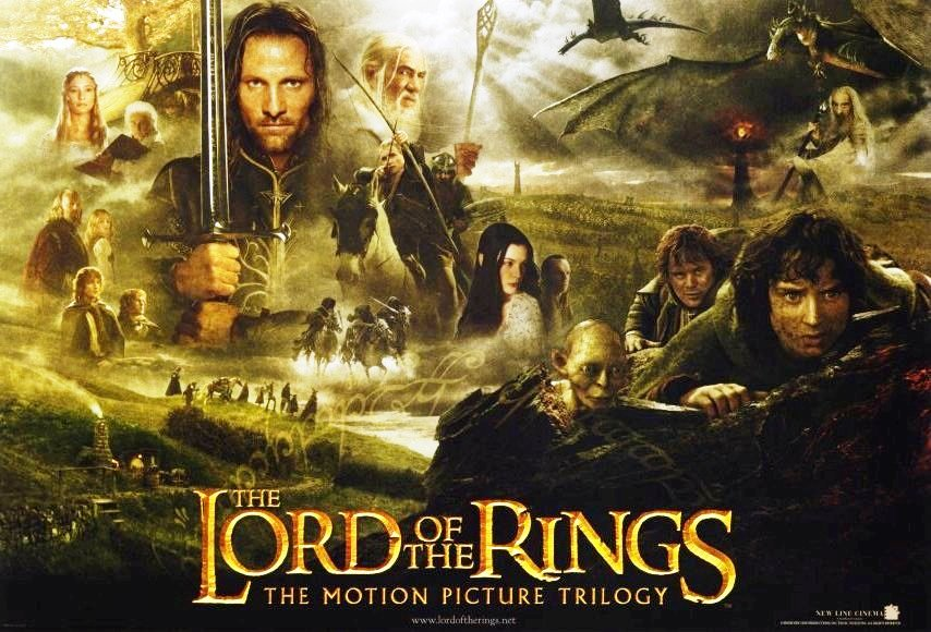 Lord Of The Rings Movie Poster lord-of-the-rings-trilogy-