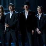 Stylish UK Trailer and Still from Star-Studded Illusion Bank Heist Thriller NOW YOU SEE ME