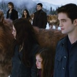 'Twilight: Breaking Dawn Part 2' rules weekend box office, but can't break records set by 'New Moon' in 2009