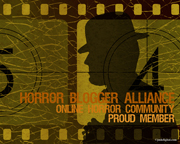 HCF is part of the Horror Blogger Alliance