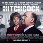 Win A Limited Edition Hitchcock T-Shirt To Celebrate the UK Release of HITCHCOCK on 8th February