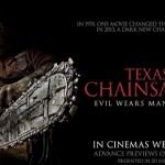 Two new images from 'Texas Chainsaw 3D' see's Leatherface stalking a carnival