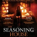 New International One Sheet Poster For Paul Hyett's THE SEASONING HOUSE