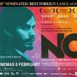 Oscar Nominated Political Drama NO, Starring Gael Garcia Bernal, Released In UK Cinemas From Friday 8th February
