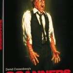 Cronenberg's SCANNERS Explodes onto Blu-ray Steelbook on 8th April Along with SCANNERS 2 and 3 on Blu-Ray