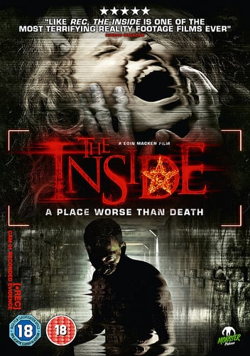 the inside 2009 out on dvd 25th march horror cult films