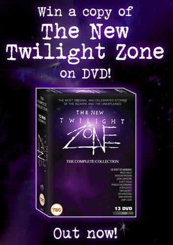 Win The New Twilight Zone on DVD