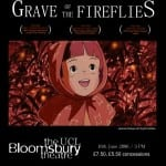 Grave of the Fireflies [Hotaru no haka] (1988) - Released on Blu-ray and DVD on July 1st