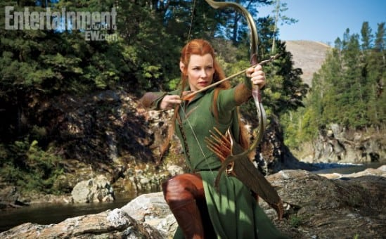 The Hobbit 2 Tauriel