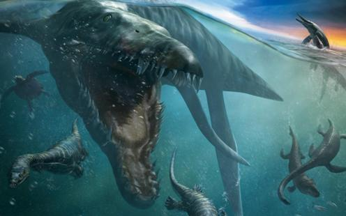39 jurassic park 4 39 to feature underwater dinosaurs film for Piscine dinosaure
